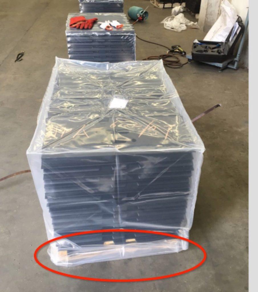 Heat Shrink Cover Bag-ถุงคลุมแบบฟิล์มหด