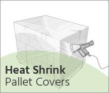 Heat Shrink Pallet Cover