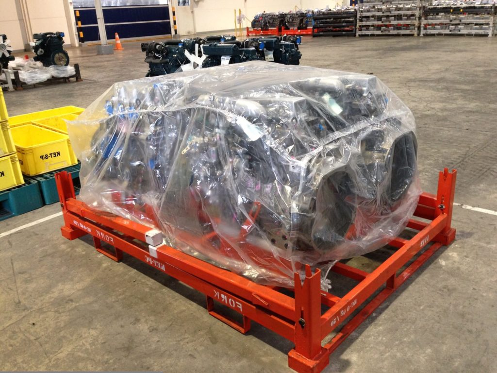 Engine Cover Bag-ถุงคลุมเครื่องยนต์