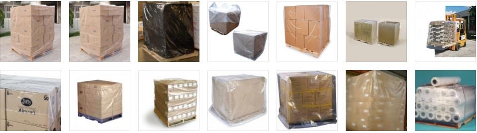 ENDUPAK:ถุงคลุมพาเลท-ถุงมุ้ง-Pallet Cover Bags:098-995-3600
