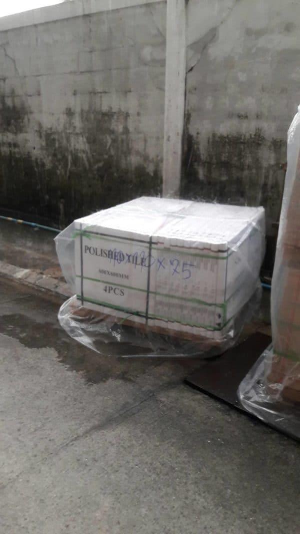 รับสั่งผลิตถุงคลุมพาเลท