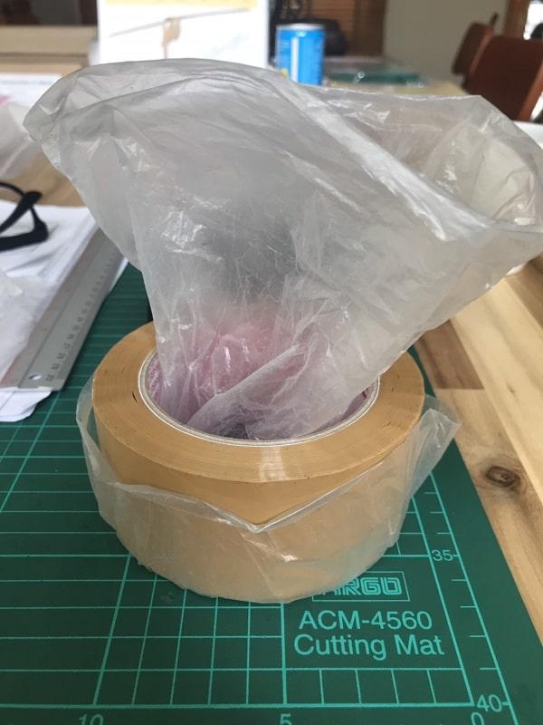 เทคนิคการห่อม้วนคอยล์