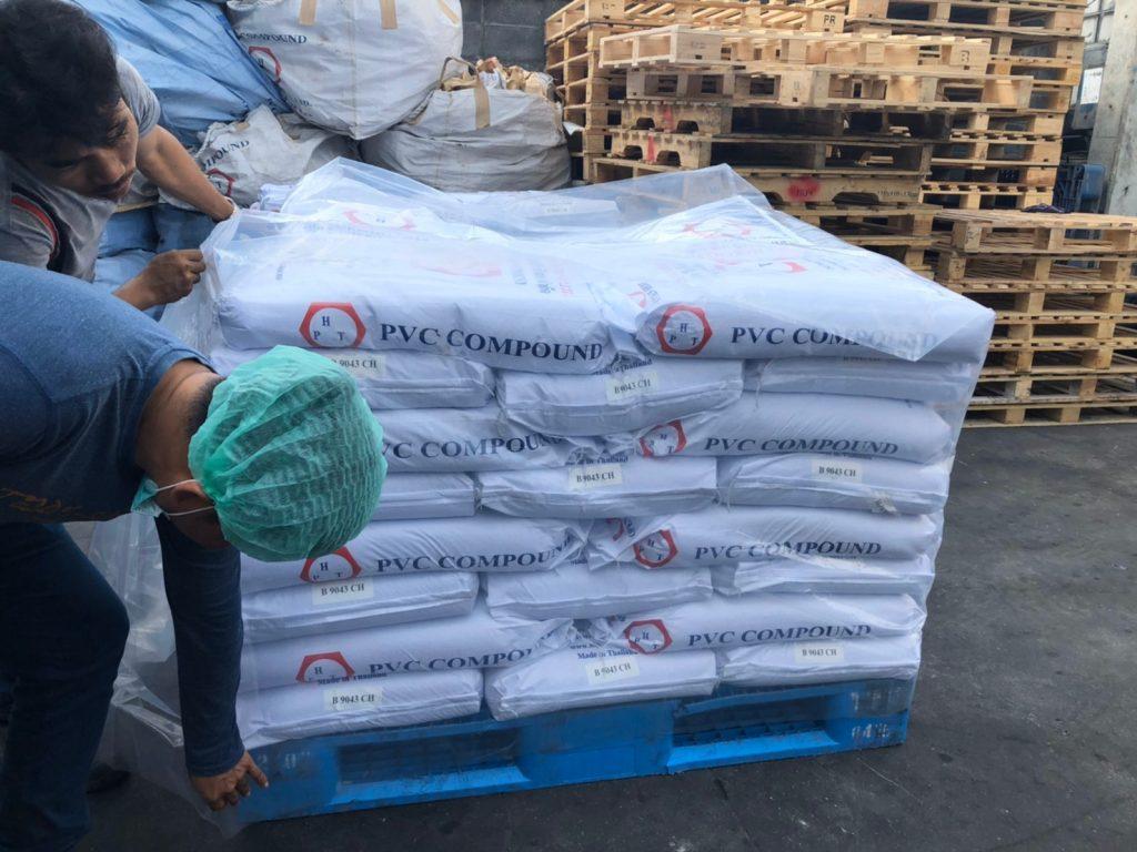 ถุงคลุมพาเลทพร้อมส่งทั่วประเทศไทย