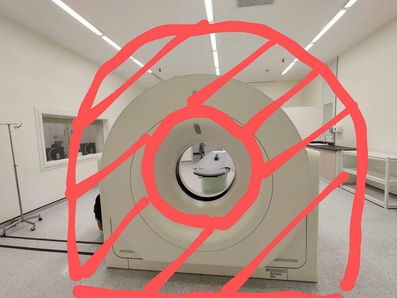 ถุงพลาสติกคลุมอุปกรณ์ทางการแพทย์