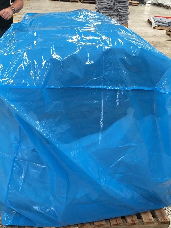 ถุงคลุมพาเลทขนาดใหญ่